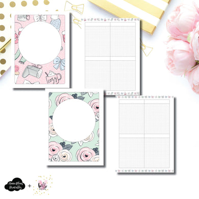 Classic HP Size | Limited Edition HelloPetitePaper Collaboration Printable Inserts ©