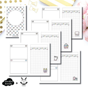 Pocket TN Size | HappyDaya Collaboration Printable Insert ©