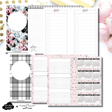 Personal Rings Size | Limited Edition TPS December Collaboration Bundle Printable Inserts ©