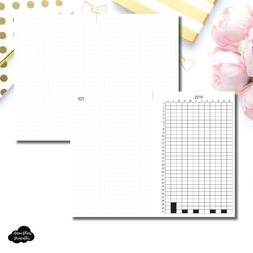 FREEBIE Mini HP Size | 2019 Life in Pixels Printable