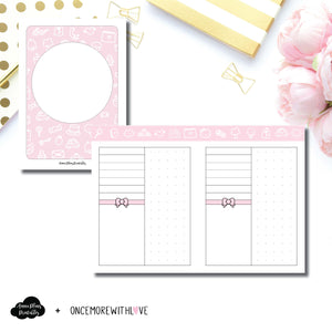 Passport TN Size | OnceMoreWithLove Anniversary Collaboration Printable Insert ©
