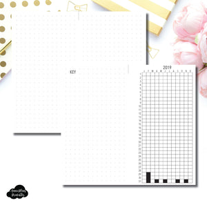 FREEBIE H Weeks Size | 2019 Life in Pixels Printable