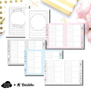 Micro HP Size | Vanstickie Collaboration Printable Insert ©