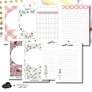 Pocket Rings Size | Limited Edition TPS November Collaboration Bundle Printable Inserts ©