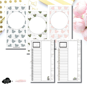 Personal Rings Size | Farmhouse Magic Daily Lists Printable Insert ©