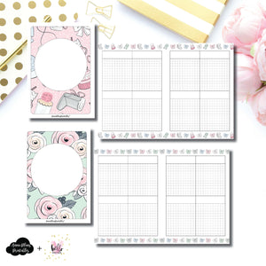 A6 TN Size | Limited Edition HelloPetitePaper Collaboration Printable Inserts ©