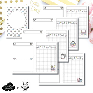 Passport TN Size | HappyDaya Collaboration Printable Insert ©