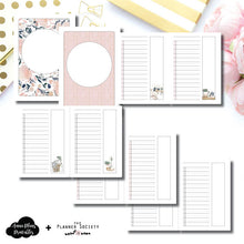 A5 Rings Size | Limited Edition TPS May Collaboration Bundle Printable Inserts ©