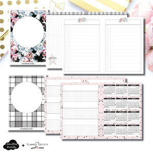 Passport TN Size | Limited Edition TPS December Collaboration Bundle Printable Inserts ©