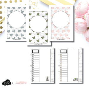 Pocket Rings Size | Farmhouse Magic Daily Lists Printable Insert ©