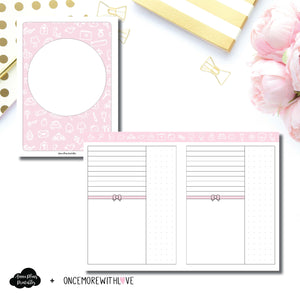 Mini HP Size | OnceMoreWithLove Anniversary Collaboration Printable Insert ©