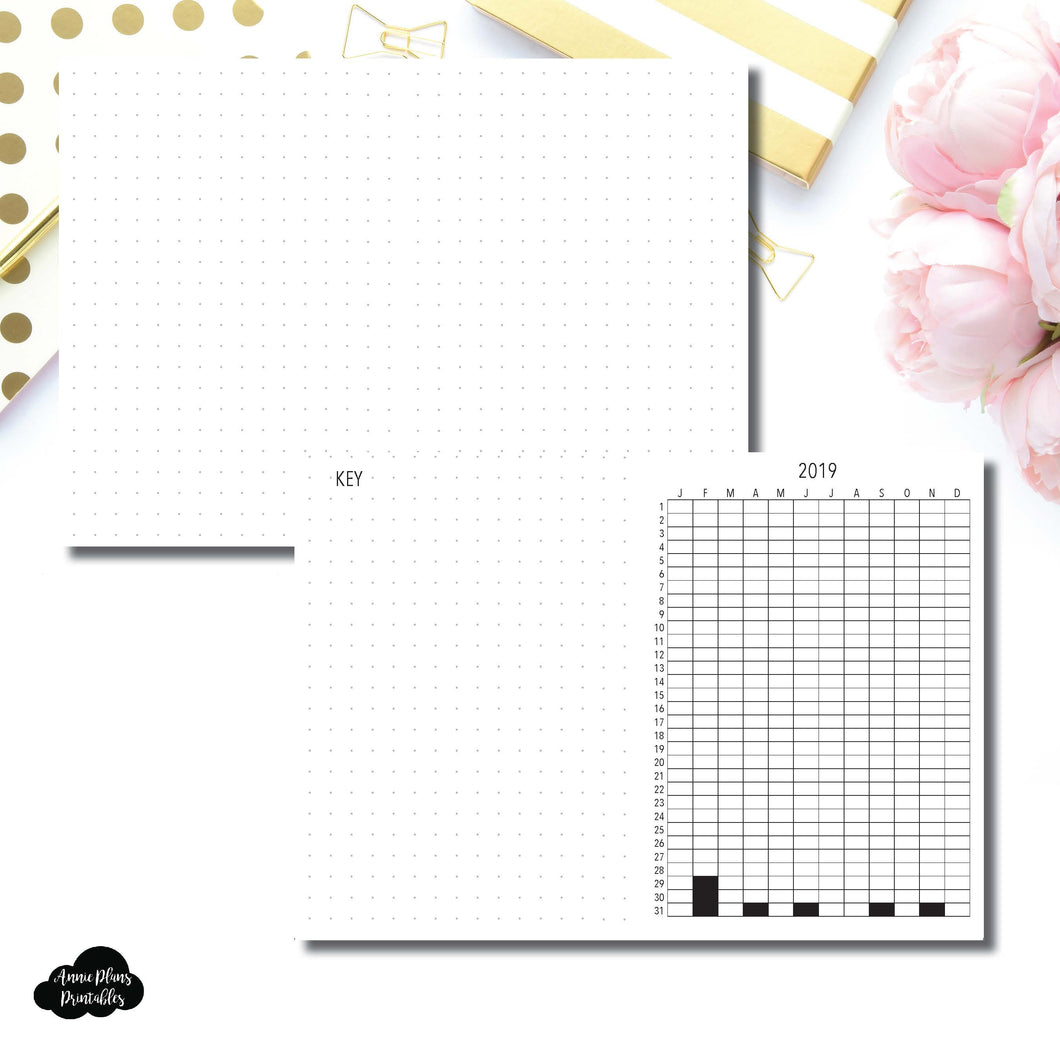 FREEBIE Pocket TN Size | 2019 Life in Pixels Printable