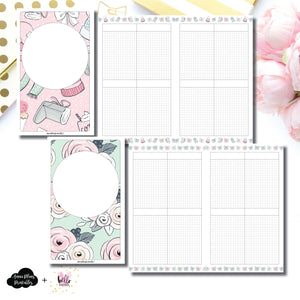 Cahier TN Size | Limited Edition HelloPetitePaper Collaboration Printable Inserts ©