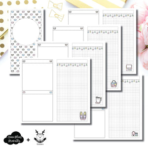 Standard TN Size | HappyDaya Collaboration Printable Insert ©