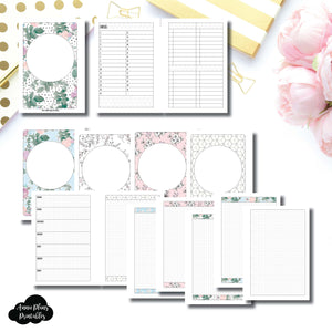 Standard TN Size | Limited Edition TPS March Collaboration Bundle Printable Inserts ©