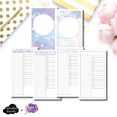 Personal TN Size | Aria's Daydream Anniversary Collaboration Daily Printable Insert ©