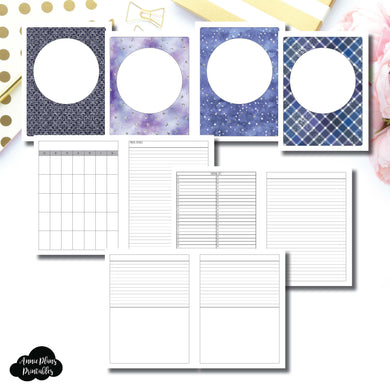 Classic HP Size | Planner Meet Up/Travel Plans Printable Insert ©