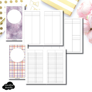 Personal Rings Size | Libbie & Co March Mystery Kit Bundle Printable Inserts ©