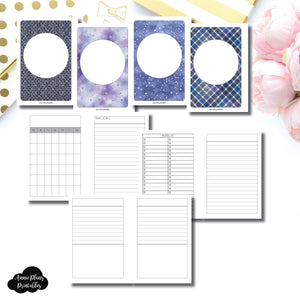 A6 Rings Size | Planner Meet Up/Travel Plans Printable Insert ©