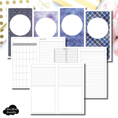 Standard TN Size | Planner Meet Up/Travel Plans Printable Insert ©