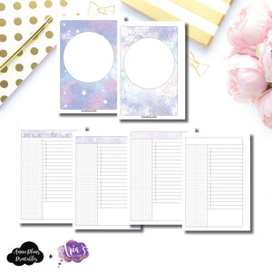 Personal Wide Rings Size | Aria's Daydream Anniversary Collaboration Daily Printable Insert ©