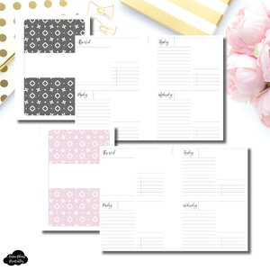 Personal TN Size | LIMITED EDITION: Lucky Luxe Bundle Printable Insert