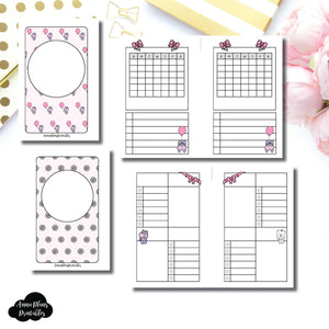 Pocket Rings Size | Spot Drop Birthday Bundle Collaboration Printable Inserts ©