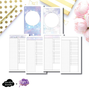 Personal Rings Size | Aria's Daydream Anniversary Collaboration Daily Printable Insert ©