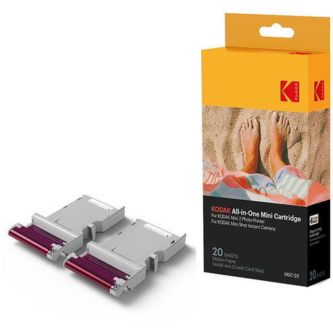 KODAK All-in-One Mini Cartridge