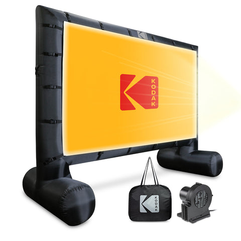 KODAK Inflatable Projector Screen - 17.5 Feet