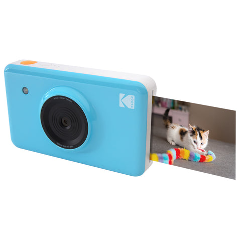 KODAK Mini Shot Instant Camera - Blue