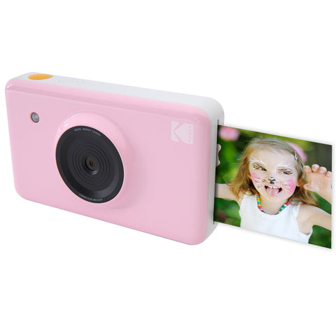 KODAK Mini Shot Instant Camera - Pink