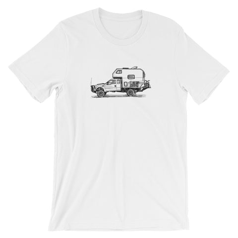 Bruce the Camper (Men's Shirt)