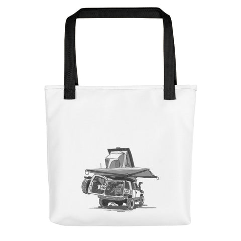 Toyota FJ Cruiser (Tote Bag)