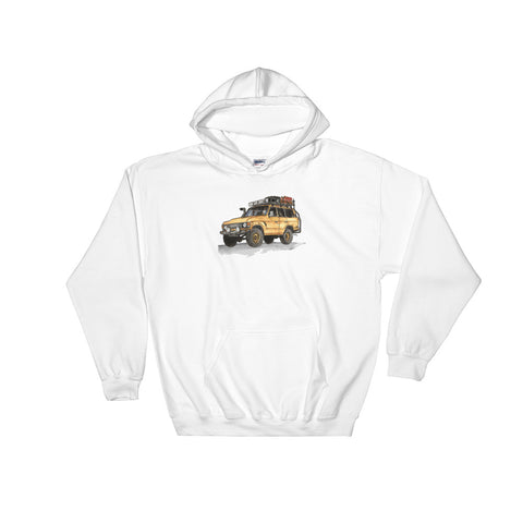 Land Cruiser (Color print hoodie)