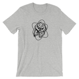 Atomic Bear (Black & White Shirt)
