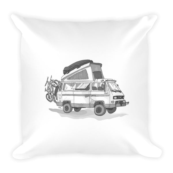 Volkswagen Westfalia Camper (Pillow)