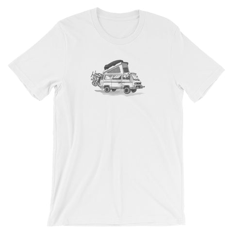 Volkswagen Westfalia Camper (Men's Shirt)