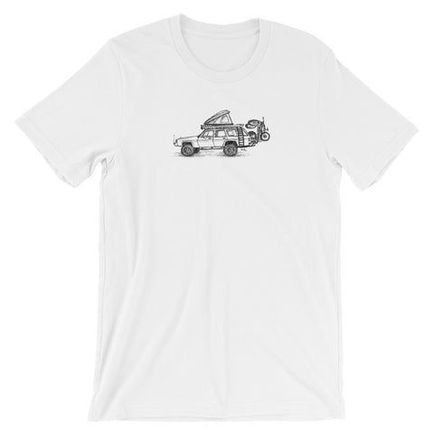 Crown Vic (Men's shirt)