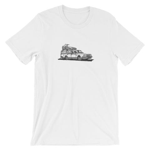 Volvo Wagon (Men's Shirt)