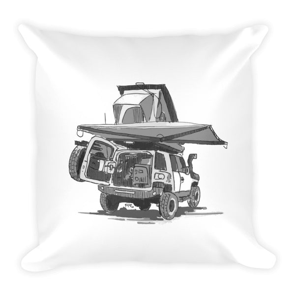 Toyota FJ Cruiser (Pillow)
