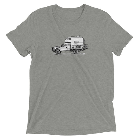 Bruce the Camper (Women's Shirt)