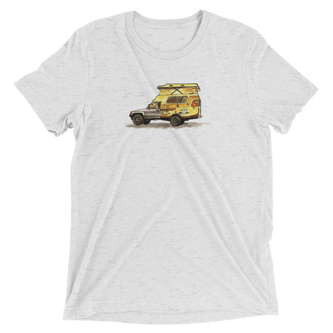 Toyota Chinook (Woman's Shirt)