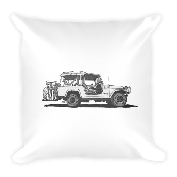 Jeep (Pillow)
