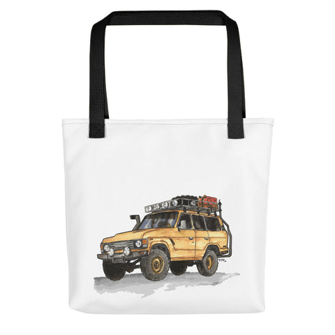 Land Cruiser (Tote Bag)