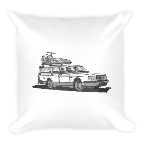 Volvo Wagon (Pillow)