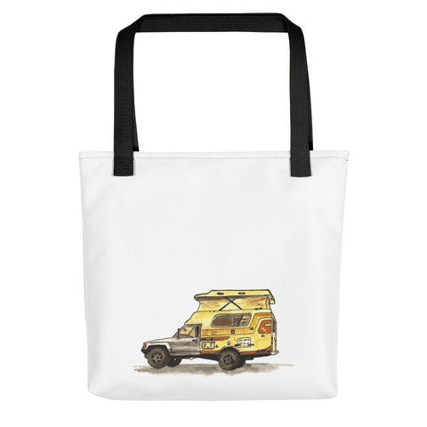 Toyota Chinook (Tote Bag)