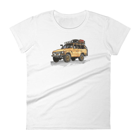 Land Cruiser (Women's Shirt)