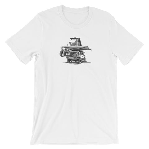 Toyota FJ Cruiser (Men's Shirt)