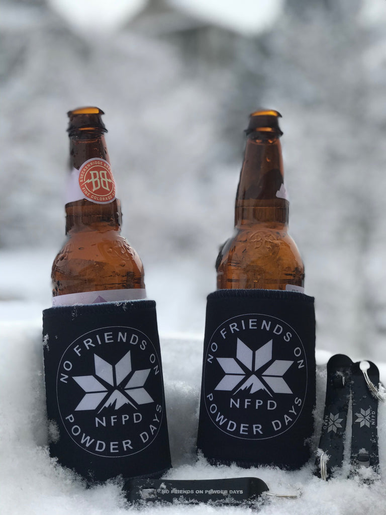 Koozie / Stubby Cooler + Bottle Opener Set